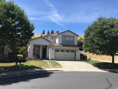 Solano County Single Family Home For Sale: 2437 Wolf Glen Place
