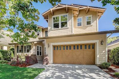 Marin County Single Family Home For Sale: 40 Laurelwood Drive