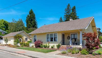 Petaluma Single Family Home For Sale: 501 Liberty Street