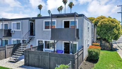 Concord Multi Family 2-4 For Sale: 1914 Clayton Way