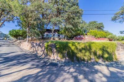 Mendocino County Single Family Home For Sale: 775 Sunset Drive
