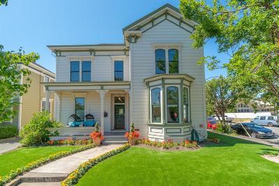 Petaluma Single Family Home For Sale: 26 5th Street
