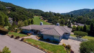 Novato Single Family Home For Sale: 20 Saint Andrews Drive