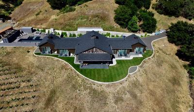 Santa Rosa Single Family Home For Sale: 6606 Faught Road