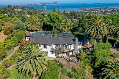 San Rafael Single Family Home For Sale: 71 West Seaview Avenue