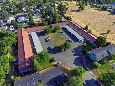 Kelseyville Multi Family 5+ For Sale: 5074 Gaddy Court