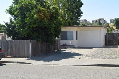 Vallejo Single Family Home Contingent-Show: 451 La Jolla Street