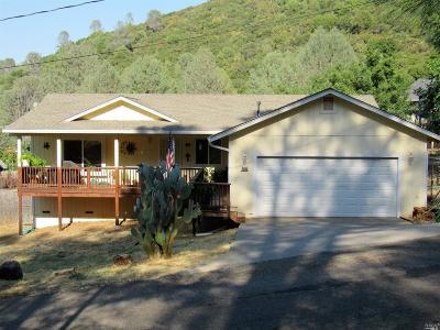 Kelseyville Single Family Home For Sale: 4880 Klamath Road