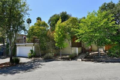 Sonoma Single Family Home For Sale: 925 Los Robles Drive