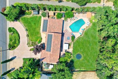 Vacaville Single Family Home For Sale: 154 Vine Street