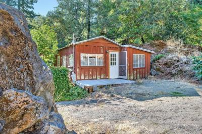 Sonoma County Single Family Home For Sale: 6 Hahn Road