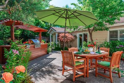 Sonoma Single Family Home For Sale: 832 Towne Street