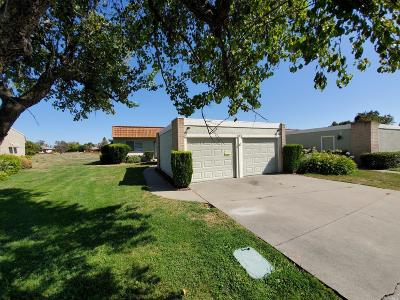 Vacaville Single Family Home For Sale: 630 Yellowstone Drive