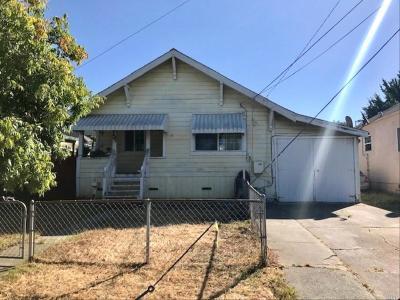Vallejo Single Family Home For Sale: 14 Benicia Road