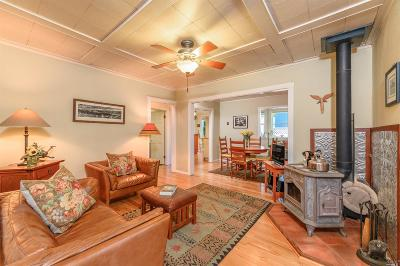 Sonoma Single Family Home For Sale: 106 Sunnyside Avenue