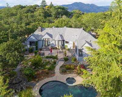 Santa Rosa Single Family Home For Sale: 921 White Oak Drive