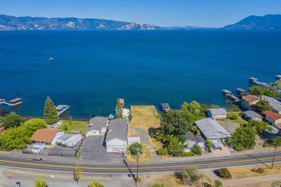 Lakeport Single Family Home For Sale: 3740 Lakeshore Boulevard