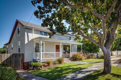 Benicia Single Family Home For Sale: 545 East G Street