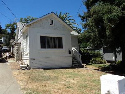 Vallejo Single Family Home For Sale: 1911 Santa Clara Street