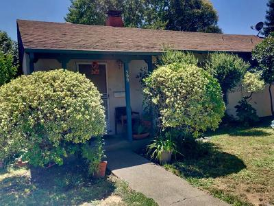 Ukiah Single Family Home For Sale