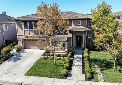 Benicia CA Single Family Home For Sale: $989,000
