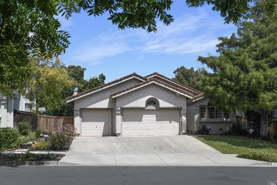 Fairfield Single Family Home For Sale: 2212 Silver Fox Circle