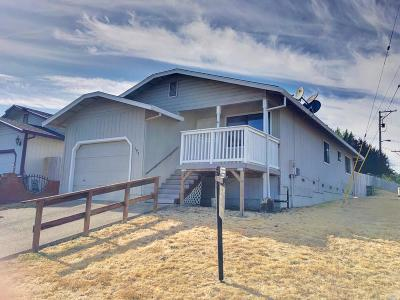 Lakeport Single Family Home For Sale
