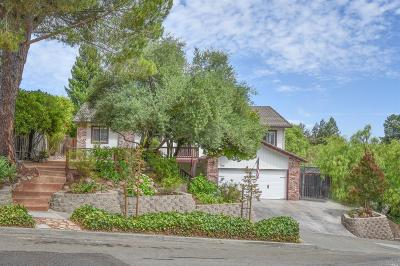 Napa Single Family Home For Sale: 3261 Swiss Court