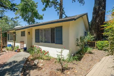 Marin County Single Family Home For Sale: 84 Sanchez Road