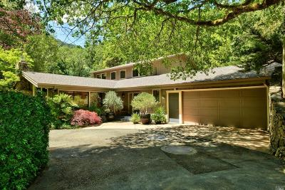 Ukiah Single Family Home For Sale: 900 Doolan Canyon Drive