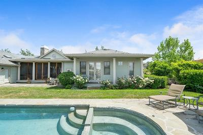 Napa Single Family Home For Sale: 254 Saint Andrews Drive