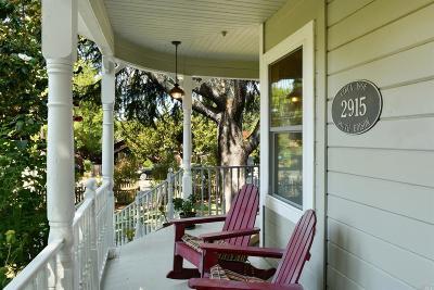 Sonoma County Single Family Home For Sale: 2915 Edison Street