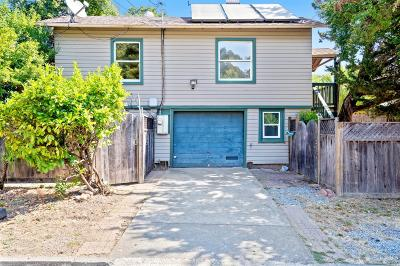 San Anselmo Single Family Home Contingent-Show: 21 Santa Barbara Avenue