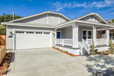 Sonoma County Single Family Home For Sale: 21 Nirvanah Place