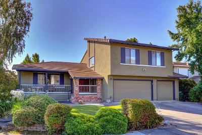 Fairfield Single Family Home For Sale: 3332 El Pinole Way