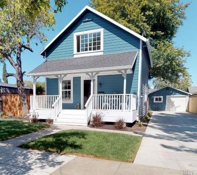 Single Family Home For Sale: 1930 Stockton Street
