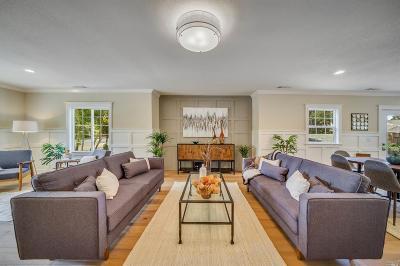Napa County Single Family Home For Sale: 1037 Terrace Drive