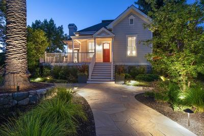 St. Helena Single Family Home For Sale: 1550 Allyn Avenue