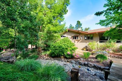 Napa Single Family Home For Sale: 5245 Dry Creek Road
