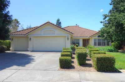 Vacaville Single Family Home For Sale: 230 Willow Green Way