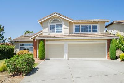 Vallejo Single Family Home Contingent-Show: 354 Newcastle Drive