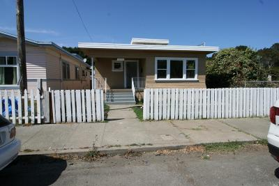 Vallejo Single Family Home For Sale: 1124 Carolina Street