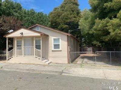 Vallejo Single Family Home For Sale: 6 Missouri Street