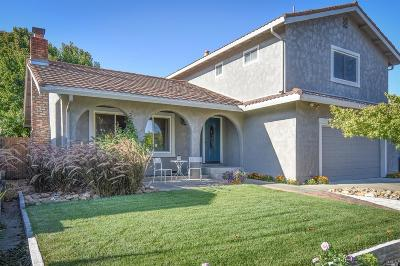 Napa County Single Family Home For Sale: 1764 Monarch Drive