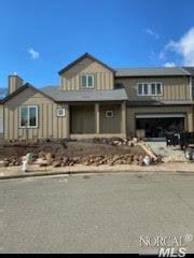 Santa Rosa Single Family Home For Sale: 3530 Parker Hill Court