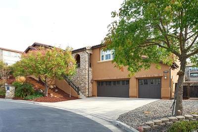 Fairfield Single Family Home For Sale: 5314 Autumn Rock Court