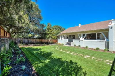 Santa Rosa Single Family Home For Sale: 4743 Montgomery Drive