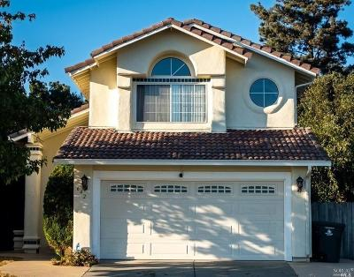 Vallejo Single Family Home For Sale: 642 Catalina Circle
