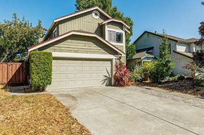 Vallejo Single Family Home For Sale: 118 Brigantine Road