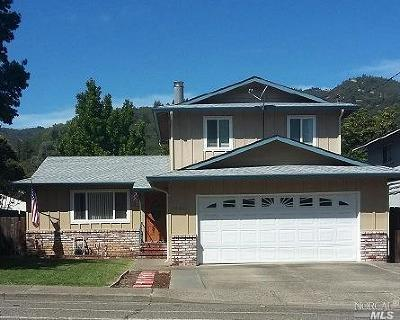 Ukiah Single Family Home For Sale: 1230 South Dora Street